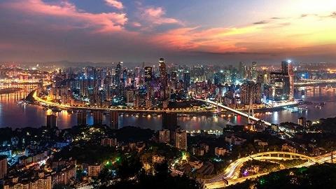 重庆中心城区,全面更新!