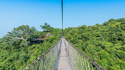 海南新增3家国家4A级旅游景区