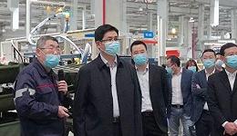 雨城区区长陈建伟带队赴重庆开展制造业招商引资百日攻坚活动